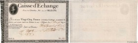 Country : FRANCE  Face Value : 25 Francs   Date : 21 janvier 1802  Period/Province/Bank : Assignats  Catalogue reference : P..231a  Alphabet - signatu...