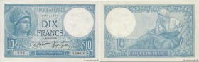 Country : FRANCE  Face Value : 10 Francs MINERVE   Date : 30 juin 1925  Period/Province/Bank : Banque de France, XXe siècle  Catalogue reference : F.0...