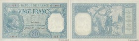Country : FRANCE  Face Value : 20 Francs BAYARD   Date : 06 mai 1918  Period/Province/Bank : Banque de France, XXe siècle  Catalogue reference : F.11....