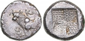 Bithynia - Kalchedon AR drachm (2nd half of 4th century BC)
