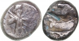 Persia, Achaemenid Empire AR Siglos (circa 485-420 BC)