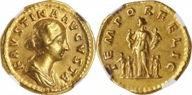 Faustina Junior (Daughter of Antoninus Pius & Wife of Marcus Aurelius)