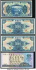 China Group of 4 Examples Mostly Uncirculated. Pick S255r is About Uncirculated.   HID09801242017  © 2020 Heritage Auctions | All Rights Reserved
