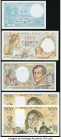 France Group of 5 Examples Choice Uncirculated- Uncirculated.   HID09801242017  © 2020 Heritage Auctions | All Rights Reserved