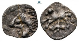 Central Europe. The Vindelici circa 100-50 BC. Manching Type 2. Obol AR