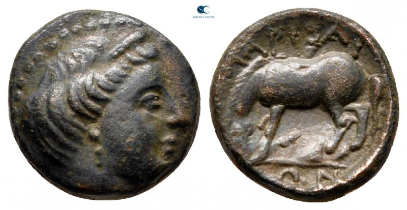 Thessaly. Larissa circa 375-350 BC. 