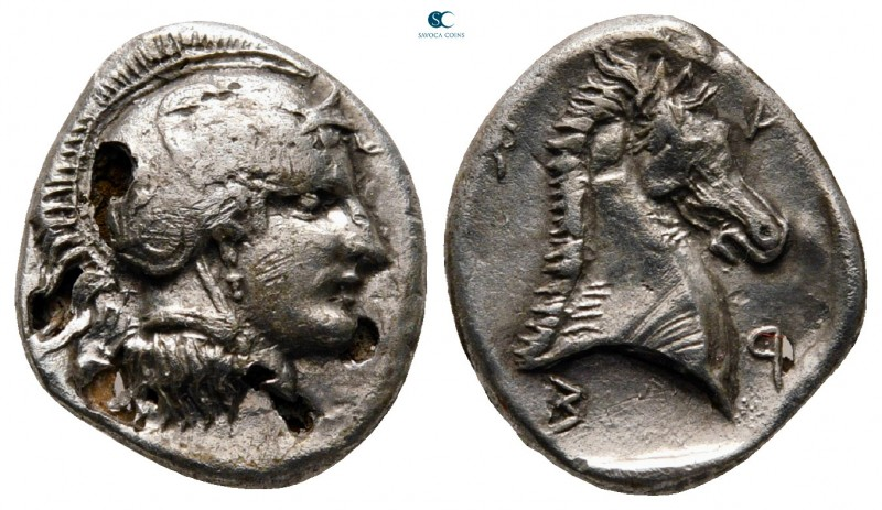 Thessaly. Pharsalos circa 380-350 BC. 