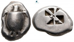 Islands off Attica. Aegina circa 525-475 BC. Stater AR