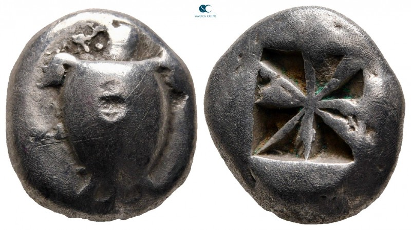 Islands off Attica. Aegina circa 525-475 BC. 