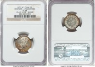 Leopold I silver Proof Restrike 20 Francs 1835 PR66 NGC, Bogaert-117B4. Plain edge. A very well toned example of this ever-popular Proof restrike, fea...