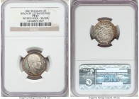 Leopold I silver Proof Restrike 25 Francs 1847 PR67 NGC, Bogaert-227B4. Reeded edge. A piece which presents the viewer with an even sheen of reflectiv...
