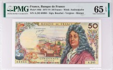 France [#148, GEM] 50 francs Type 1962 Racine