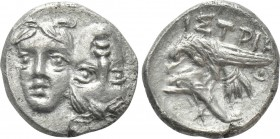 MOESIA. Istros. Trihemiobol (Circa 340/30-313 BC). 