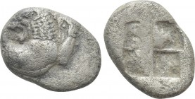 THRACE. Chersonesos. Diobol (Circa 500 BC). 