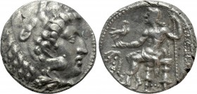 KINGS OF MACEDON. Alexander III 'the Great' (336-323 BC). Tetradrachm. Uncertain eastern mint. 
