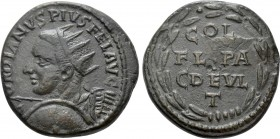THRACE. Deultum. Gordian III (238-244). Ae. 