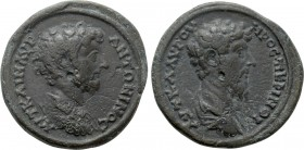 THRACE. Perinthus. Marcus Aurelius & Lucius Verus (161-169). Ae. 