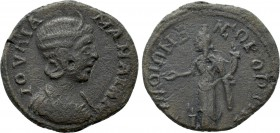 THRACE. Perinthus. Julia Mamaea (Augusta, 222-235). Ae. 