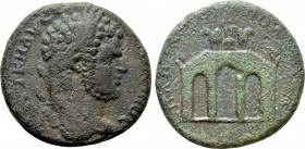 THRACE. Plotinopolis. Caracalla (197-217). Ae. 