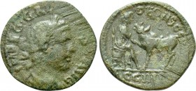 MYSIA. Parium. Gallienus (253-268). Ae. 
