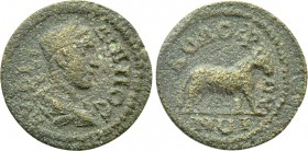 IONIA. Kolophon. Philip I 'the Arab' (244-249). Ae. 