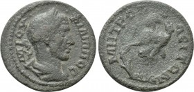 IONIA. Metropolis. Philip I the Arab (244-249). Ae. 