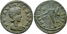 IONIA. Smyrna. Otacilia Severa (Augusta, 244-249). Ae. 