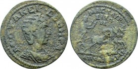 LYDIA. Mastaura. Otacilia Severa (Augusta, 244-249). Ae. M. Apollinarios, grammateus. 