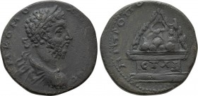 CAPPADOCIA. Caesarea. Commodus (177-192). Ae. Dated RY 11 (190). 
