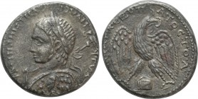 MESOPOTAMIA. Edessa. Elagabal (218-222). Tetradrachm. 