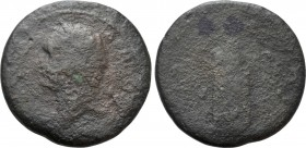 EGYPT. Alexandria. Domitian (81-96). Hemidrachm Dated RY 12? (AD 91/2). 