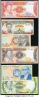 Botswana, Lesotho, Namibia & Switzerland Group Lot of 25 Examples Crisp Uncirculated.   HID09801242017  © 2020 Heritage Auctions | All Rights Reserved...