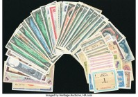 World Group Lot (Canada; Italy and More) of 77 Examples Very Good-Crisp Uncirculated.   HID09801242017  © 2020 Heritage Auctions | All Rights Reserved...