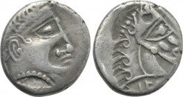 WESTERN EUROPE. Southern Gaul. Allobroges (Late 2nd century BC). Drachm.