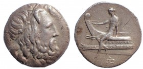 Kings of Macedon. Antigonos III Doson. 229-221 BC. AR Tetradrachm