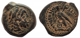 Ptolemaic Kings of Egypt. Ptolemy V Epiphanes. 204-180 BC. Æ 25 mm