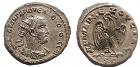 Seleucis and Pieria. Antioch. Volusian. AD 251-253. BI Tetradrachm, EF