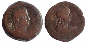 Egypt, Alexandria. Otho, 15 January – mid April 69 Hemidrachm, Æ 30