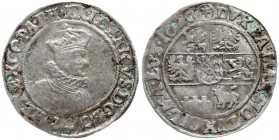 Austria Bohemia Kipper 24 Kreuzer 1620 Troppau. Friedrich (1610-1623).Averse: Crowned bust right value (24) below titles of Friedrich. Reverse: Round ...