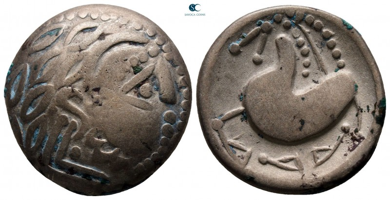 "Eastern Europe. Mint in the northern Carpathian region circa 200-100 BC. ""Schnab..."