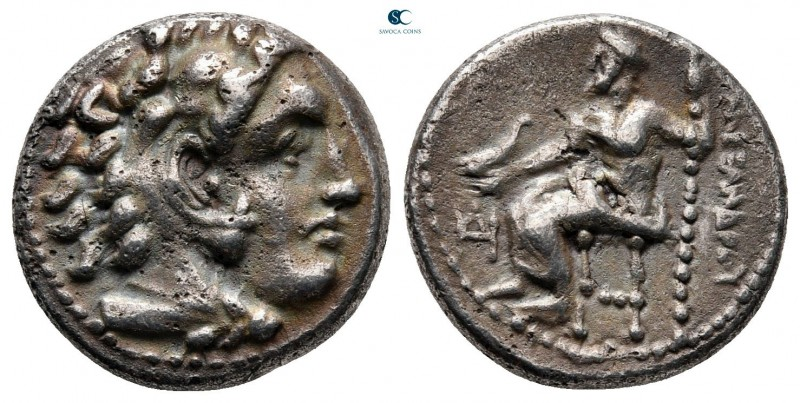 "Kings of Macedon. Miletos. Alexander III ""the Great"" 336-323 BC. 