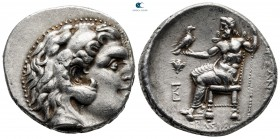 "Kings of Macedon. Uncertain mint in southern Asia Minor. Alexander III ""the Great"" 336-323 BC. Tetradrachm AR"