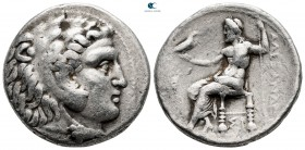 Kings of Macedon. Sidon. Antigonos I Monophthalmos 320-301 BC. In the name and types of Alexander III. Sidon mint. Dated RY 20 of Abdalonymos (314/3 B...