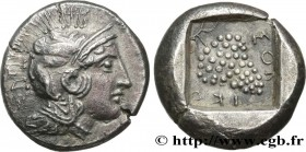 CILICIA - SOLI Type : Statère  Date : c. 385-350 AC.  Mint name / Town : Cilicie, Soloi  Metal : silver  Diameter : 21  mm Orientation dies : 6  h. We...