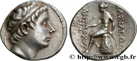 SYRIA - SELEUKID KINGDOM - ANTIOCHUS III THE GREAT Type : Tétradrachme  Date : c. 223-211/210 AC.  Mint name / Town : Antioche, Syrie  Metal : silver ...