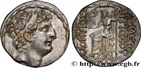 SYRIA - SELEUKID KINGDOM - ANTIOCHUS VIII GRYPUS Type : Tétradrachme  Date : c. 108-96 AC  Mint name / Town : Antioche, Syrie  Metal : silver  Diamete...