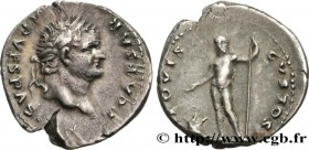 TITUS Type : Denier  Date : 76  Mint name / Town : Rome  Metal : silver  Millesimal fineness : 900  ‰ Diameter : 19,5  mm Orientation dies : 6  h. Wei...