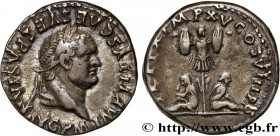 TITUS Type : Denier  Date : 80  Mint name / Town : Rome  Metal : silver  Millesimal fineness : 900  ‰ Diameter : 18  mm Orientation dies : 6  h. Weigh...