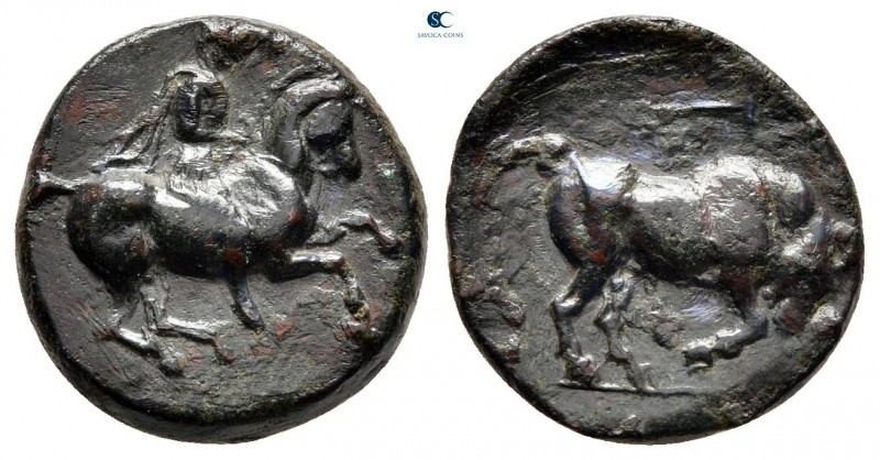 Thessaly. Krannon circa 350-300 BC. 