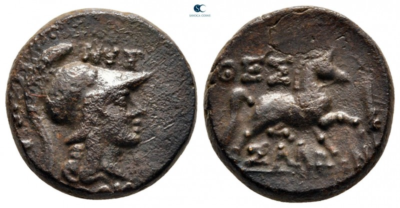 Thessaly. Thessalian League circa 196-27 BC. 